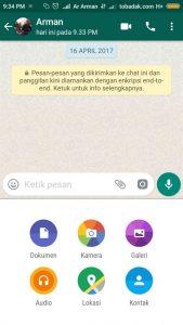 Cara Mengirim Foto di WhatsApp Tanpa Mengurangi Kualitas Gambar 1