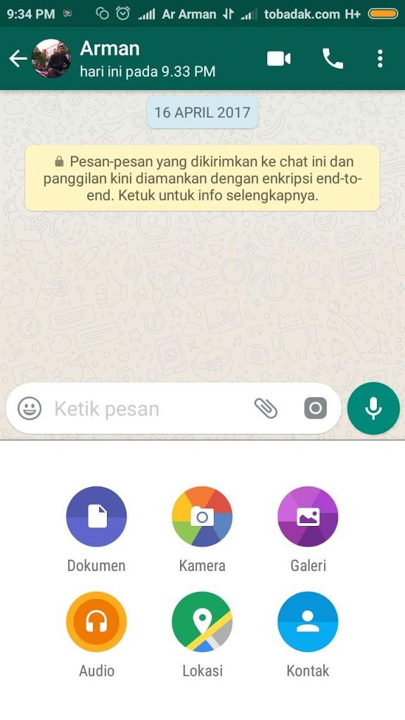 Cara Mengirim Foto di WhatsApp Tanpa Mengurangi Kualitas ...