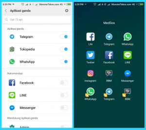 Cara Menggandakan Aplikasi  di Xiaomi Tanpa Aplikasi Eksternal 2