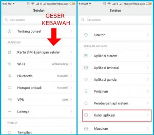 Cara Mengunci Aplikasi Di Xiaomi Sangat Mudah Melalui Menu Keamanan