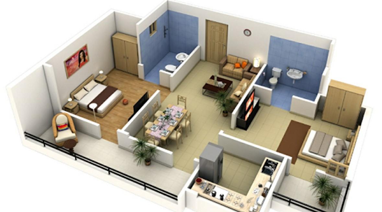 10 Desain Aplikasi Desain Rumah PC Offline untuk Hunian Idaman
