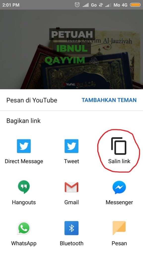 Cara Download Video Youtube di Android Tanpa Aplikasi 2