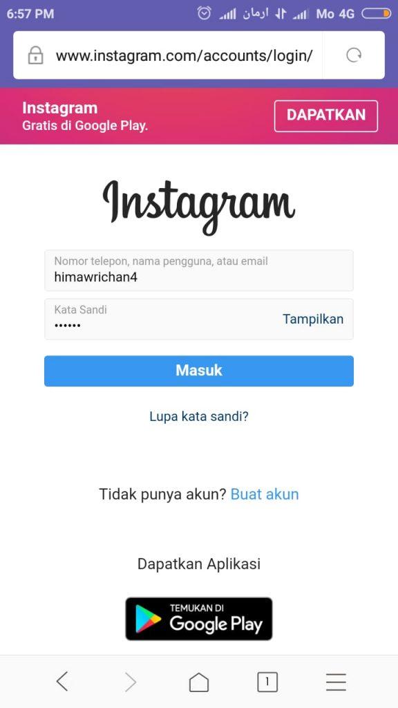 Cara Menghapus Akun Instagram Permanen 1