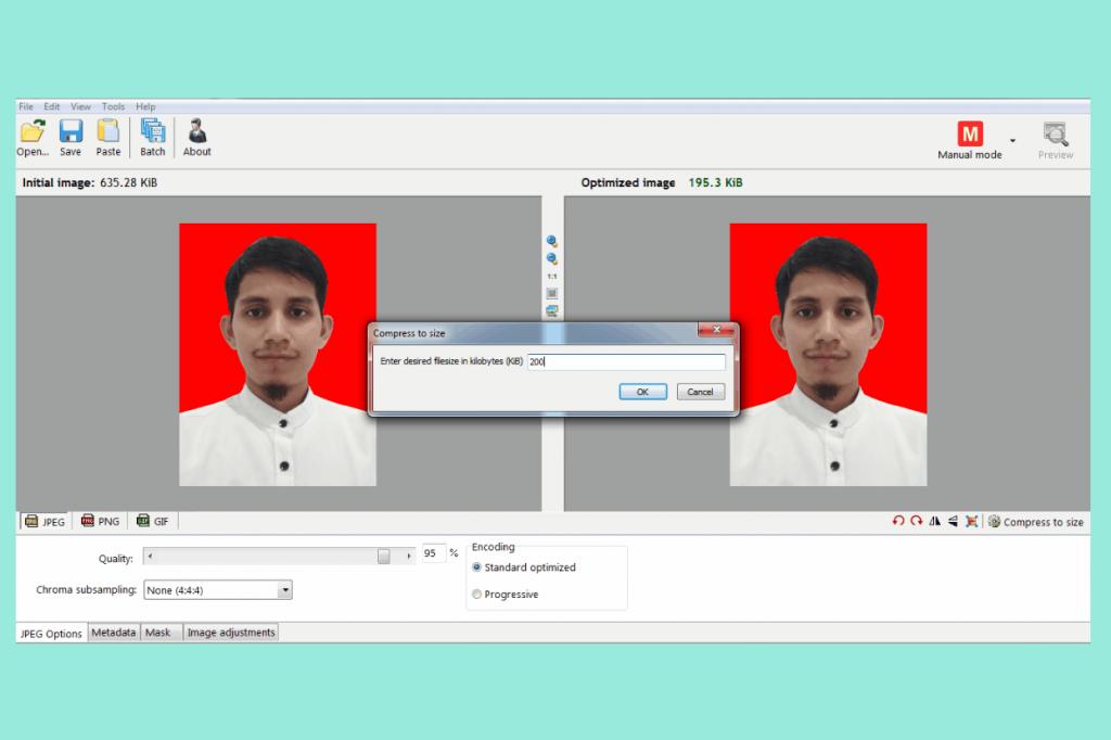 Cara Memperkecil Ukuran Foto Menjadi 200kb di HP dan PC 1