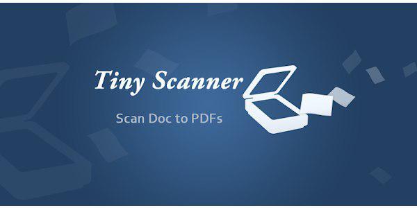 Cara scan pdf di android