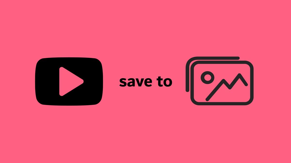 Cara menyimpan video youtube ke galeri